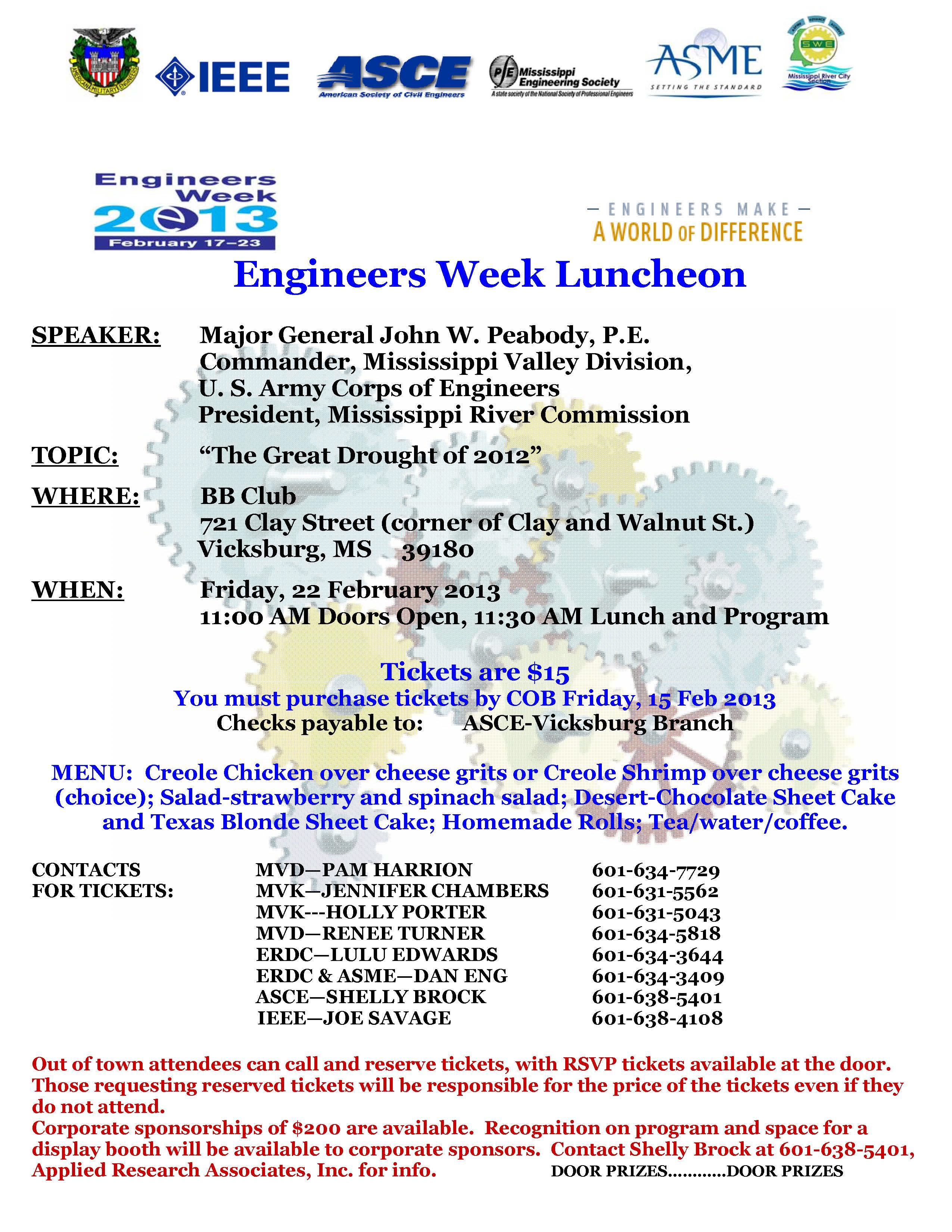 EWEEK 2013 Meeting Announcement